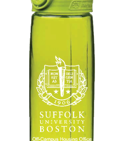 Nalgene On The Fly – Suffolk University Boston