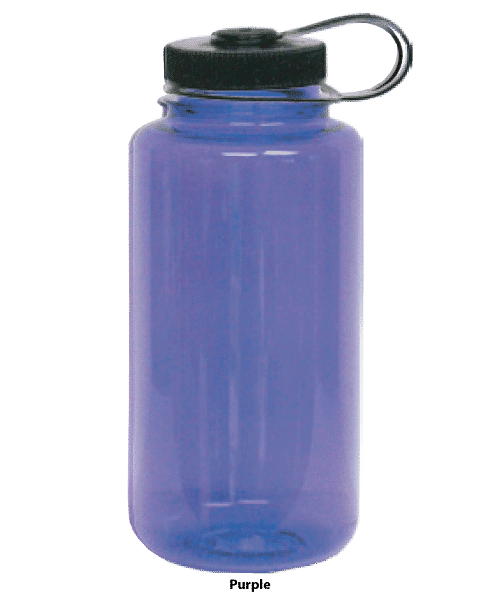 Nalgene 32 oz Wide Mouth Purple