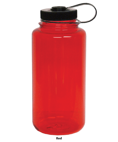 Nalgene 32 oz Wide Mouth Red