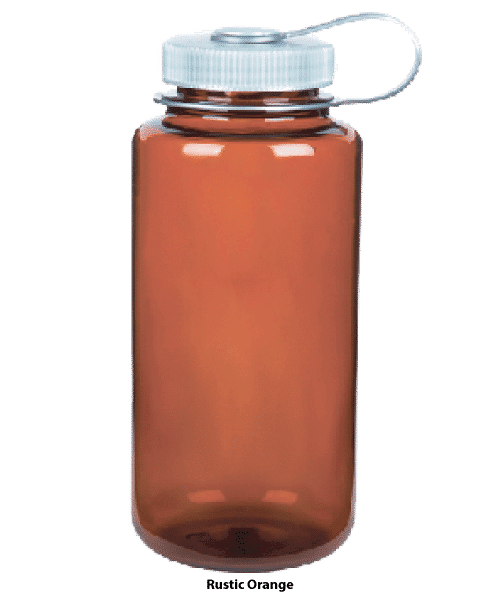 Nalgene 32 oz Wide Mouth Rustic Orange