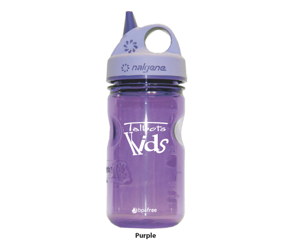 Nalgene 12 oz Grip N Gulp Purple