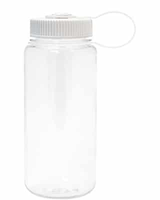 Nalgene 16 oz Wide Mouth Clear