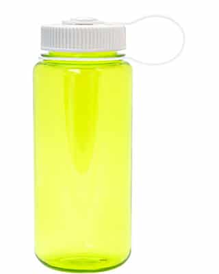 Nalgene 16 oz Wide Mouth Spring Green