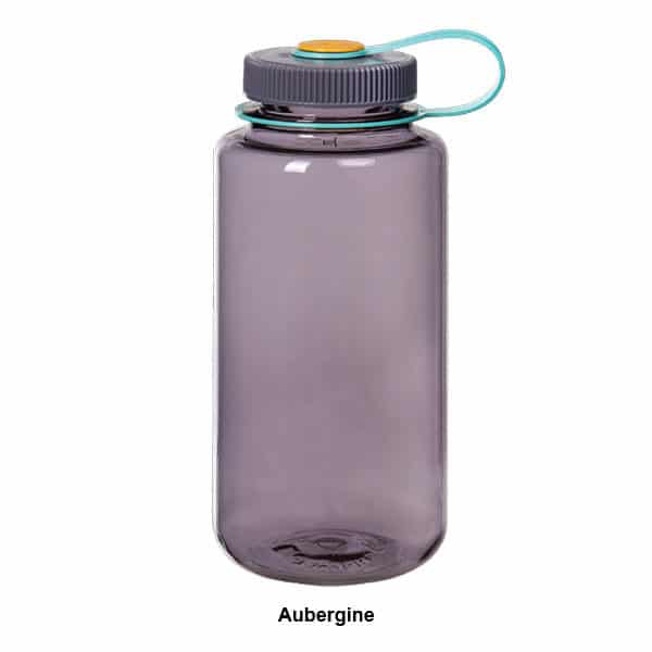 Nalgene 32 oz Wide Mouth Aubergine