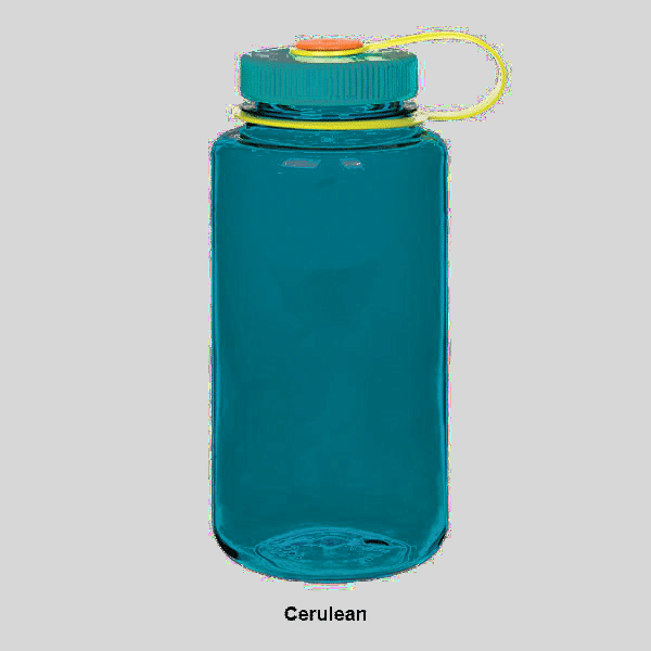 32 oz Nalgene Wide Mouth Cerulean