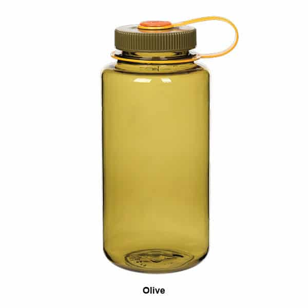 Nalgene 32 oz Wide Mouth Olive