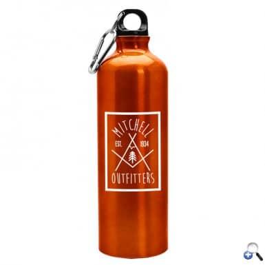 25 Oz Aluminum Water Bottle Custom Water Bottles